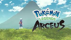 Pokémon Legends: Arceus is an open-world RPG coming to the Switch