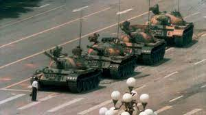 Microsoft removed 'Tank Man' images on Tiananmen Square's anniversary